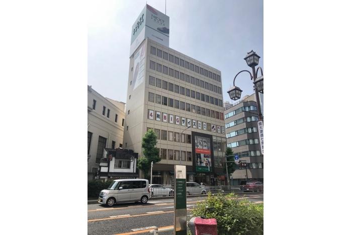 「上前津」駅徒歩1分!